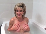 Unfaithful english mature gill ellis exposes her huge86soQ