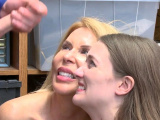 Teen thief and stepmom