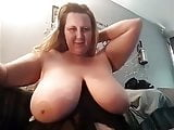 Fat bbw with huge tits