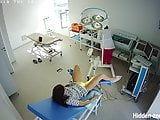 Hidden camera in the gynecological office (3)
