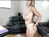 Busty housewife who loves to have a good time