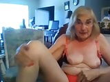 CAUTION! Granny with daughter begin the hunt for dicks