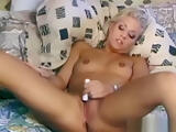 Pussy toying vintage porn babe banged