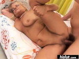 Lola is the horniest granny ever