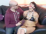 Mature Cleaner Fucked Hard In Doggystyle