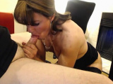 Huge titted mature milf hot pov blowjob and titty fucking