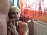 Cockwilling Granny TanyaWet is crazy for Cum you can see it