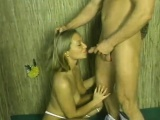 Blondie that is appealing gets poked so difficult