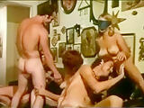 Vintage group sex Part 03