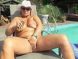 Oiling At The Pool - TacAmateurs