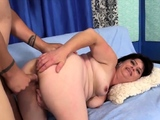 Golden Slut - Mature Bent Over Comp 4