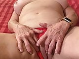 Granny showing me her pussy!