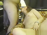 Cock hungry lady has wild fuck session and receives facial