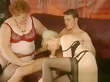 Piss MILF and granny get fucked-100p