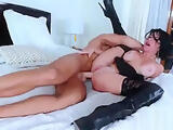 Play In Front Of Cam With Big Tits Housewife (Veronica Avluv) mov-30