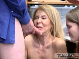 Wank it now cop and hardcore brutal pussy eating first